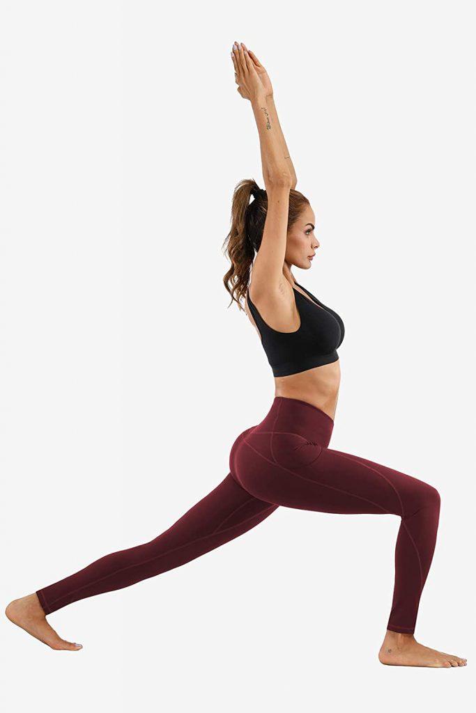 Stretch Workout Running Yoga Leggings