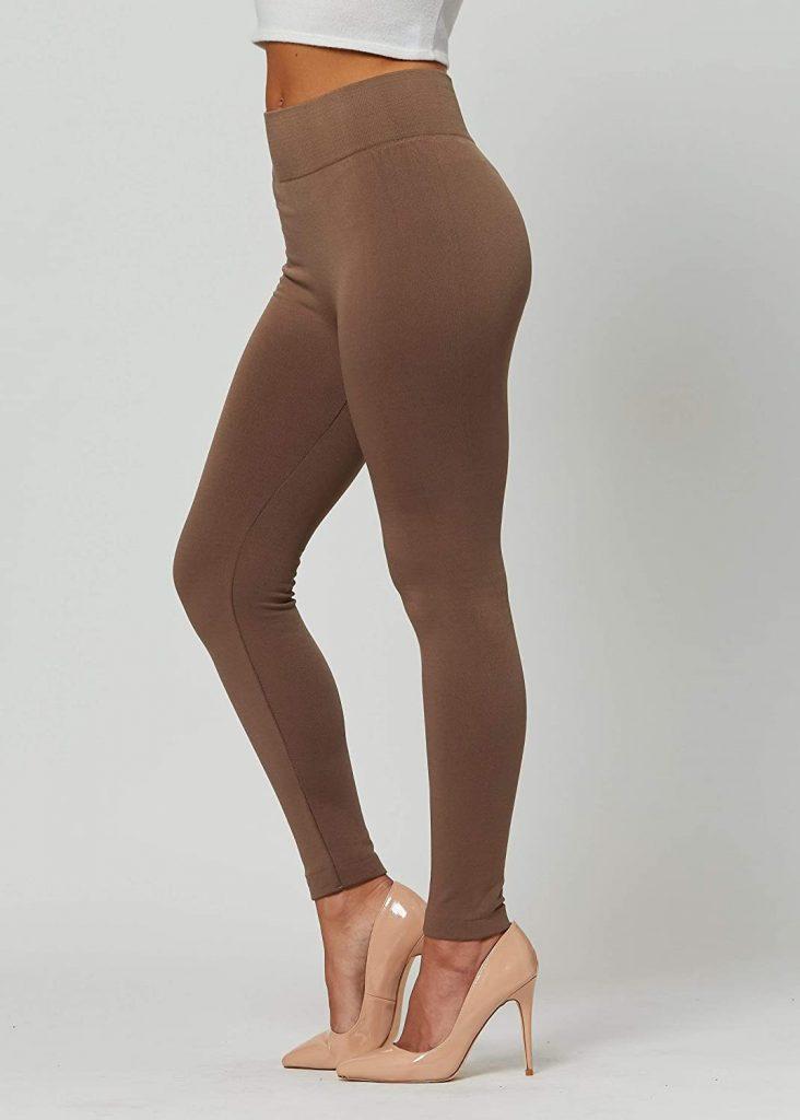 Women's Fleece Lined Leggings