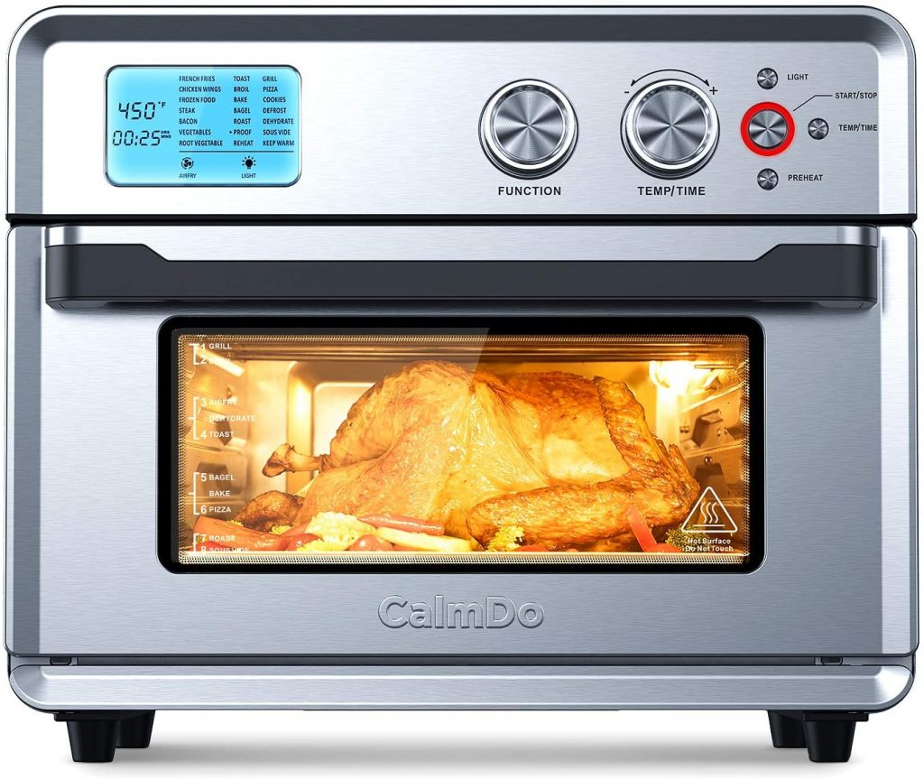 CalmDo Air Fryer Toaster Oven