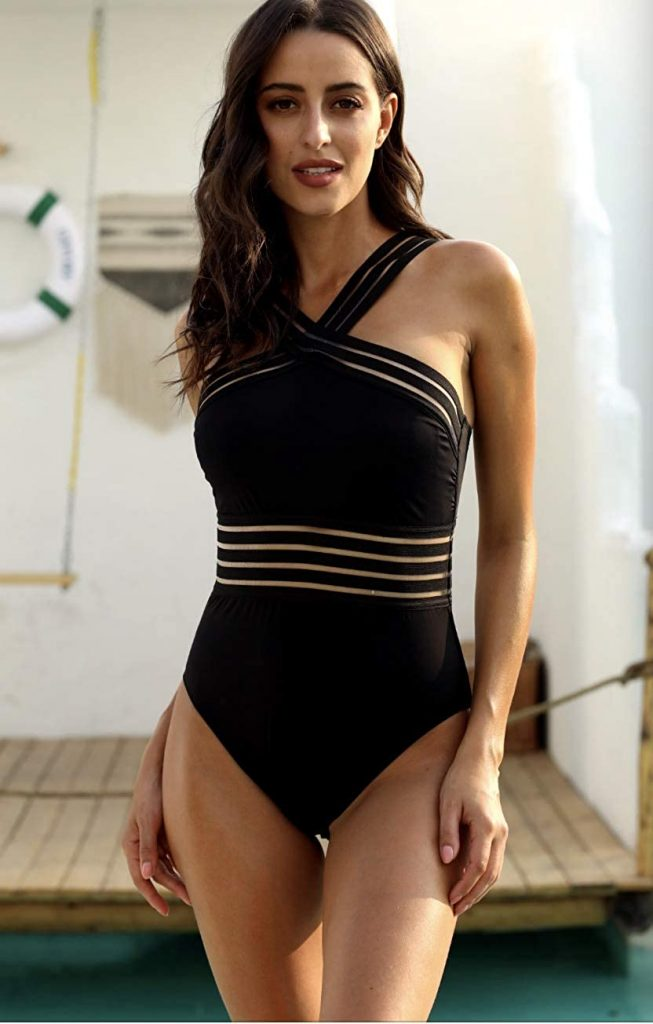 Beautyin Women's One Piece Swimsuits