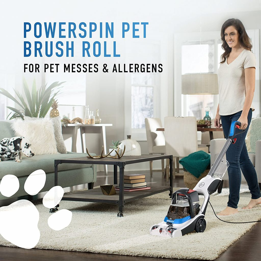 Hoover Carpet Cleaner Machine