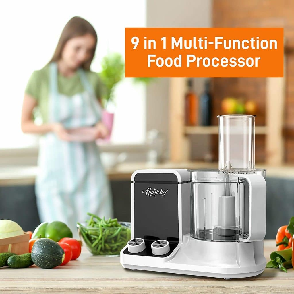 Ultra Quiet Food Processor