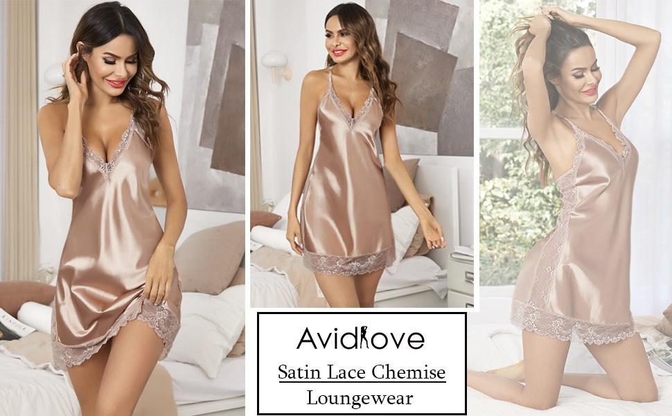 Avidlove Women Lingerie Sleepwear