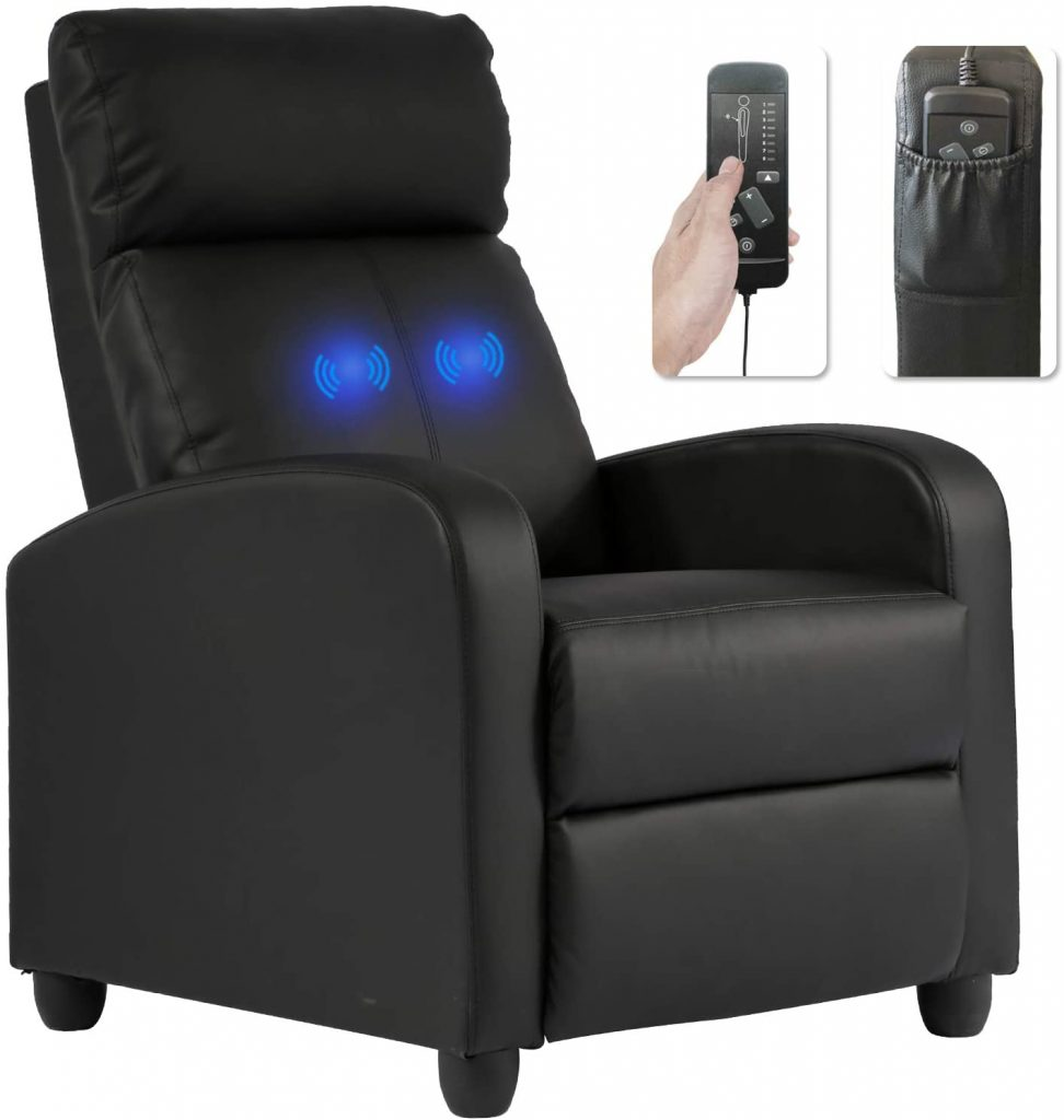 Recliner Massaging Sofa