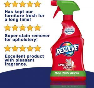 Resolve Multi-fabric Cleaner