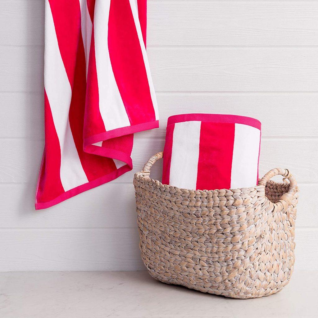 Welhome Cabana Beach Towel