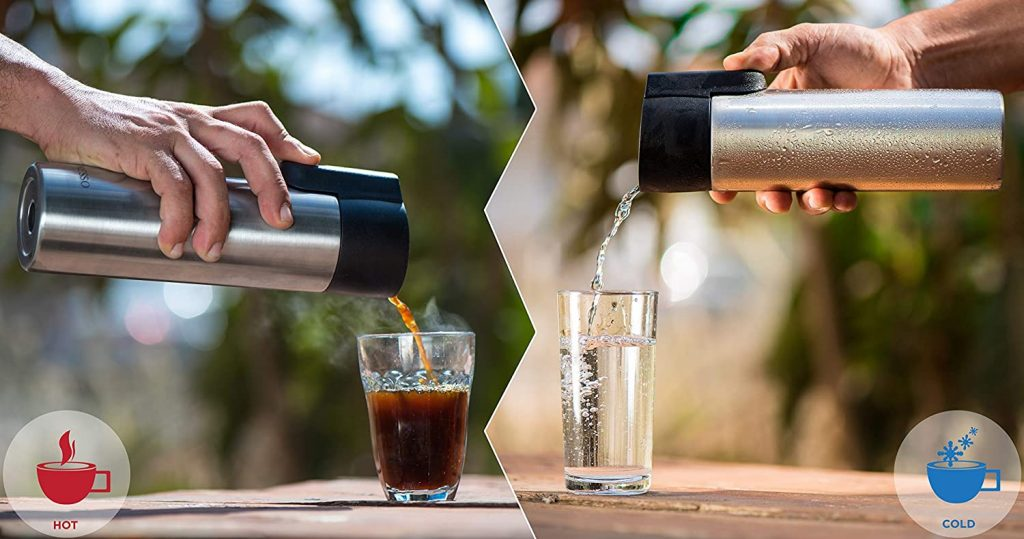 Mixpresso Vacuum Insulated Coffee Thermos